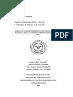 Hubungan Parameter Hematologis 03.doc