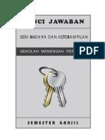Kunci Jawaban Seni Budaya123