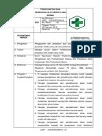 SOP Penggantian Dan Perbaikan Alat Medis Yang Rusak 1.0