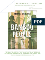 bamboo people novel study