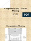 18 Compression and Transfer Molding