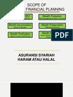Islamic Financial Planning TDS
