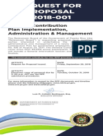 Publicnotice-rfp-2018-001 Solicitud de Propuestas Para Administrar El Plan Pay as You Go (Retiro)