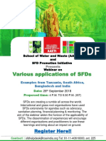 Variations of SFD
