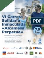 VI Carrera Solidaria Inmaculada 2018