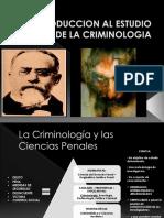 Tema_introduccion Al Estudio de La Criminologia._2018ppt