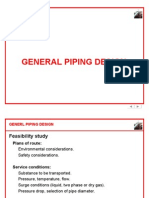 Ch4[1]. General Piping Design