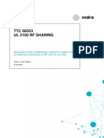 RF Sharing - Technical Description