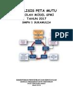 Analisis Peta Mutu Sekolah Model 2017 Contoh