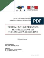 Hospitales Tegucigalpa