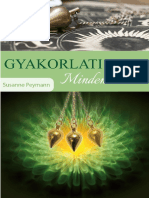 SUSANNE PEYMANN - GYAKORLATI INGA MINDENKINEK