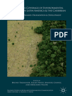 News Media Coverage of Environmental Challenges in Latin America and the Caribbean