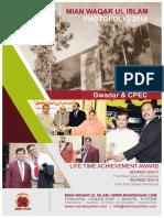 MW Portfolio Gwadar & CPEC 2018