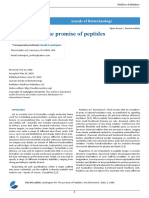 The Promise of Peptides
