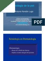 SEMIOLOGIA - Clase Magistral