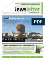 PEFC Newsletter October 2018
