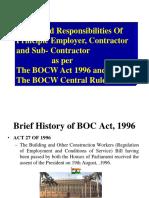 Bocw Act 1948