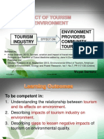 Travel Health (Env. Impacts)