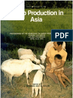 Sheep Production in Asia