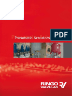 Ringo Actuators Catalogue