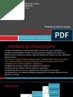 Iaii Metodos de Visualizacion 2010 Texturas Unlar