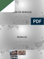 Guia de Murales - Linea de Tiempo