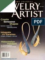 Anticlastic Jewelry Artist