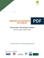 Dossier présentation Formation Emergence juin 2016-Les Pionnières