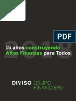 DIVISO 15 Años eBook Español
