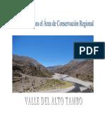 Área de Conservación Regional VALLE ALTO TAMBO (3)