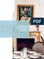 Rowhouse Event Guide