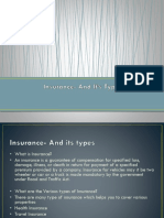 Insurance and Its Types