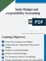 Budgets in Merchandising Companies