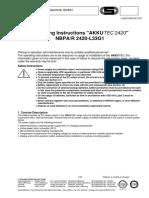 AkkuTEC 2420_19-2420_Manual