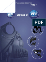 Catalogo Rm & Vbl Capas