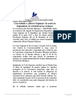 NotaPrensa_Indulto_Oct3 2018