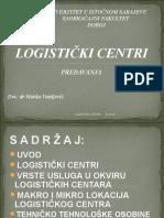 Logisticki Centri Prezentacija