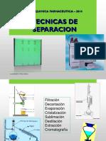 Cromatografia Ccf-columna