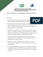 Normas Para Dissertacao -2014