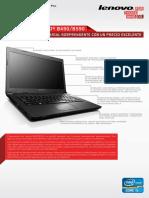 Essential b490 b590 Datasheet