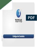 CodigodeConduta TOTVS l