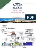 UN5000 Excitation System