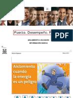 FPE #2 Ailamiento _ Bloqueo de Energias
