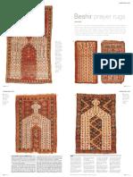 Beshir Prayer Rugs