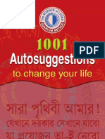 1001 Autosuggestion-To Change Your Life