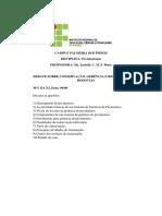 Trabalho Sobre Conservação, Gerencia e Restauração(1)