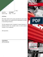 Certificado de Servicio PDE_SER_293156806