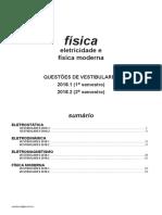 Fisica - eletricidade e física moderna - vestibulares 2018.pdf
