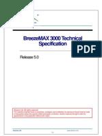 Datasheet Alvarion BreezeMAX Ver 3 5