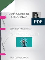 Definiciones de Inteligencia Mut04